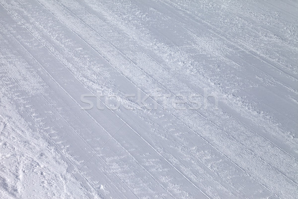 Background of ski slope Stock photo © BSANI