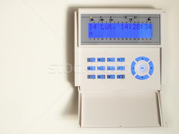Home security alarm system Stock photo © bubutu