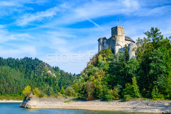 Stock photo: Niedzica Castle