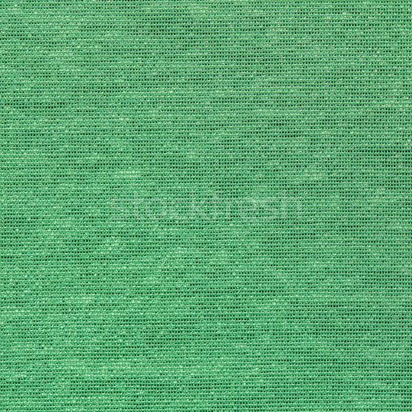 Green Fabric Texture Stock photo © bubutu