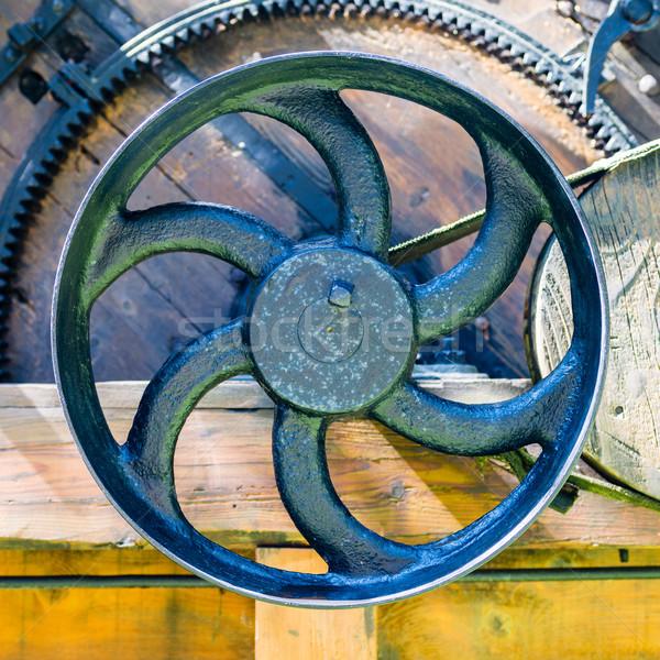 cast iron valve Stock photo © bubutu