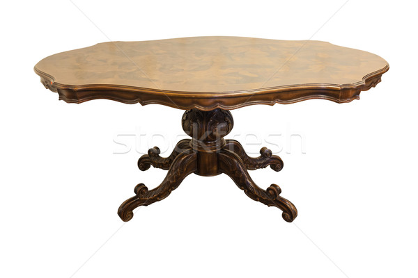 Antique furniture Stock photo © Bumerizz