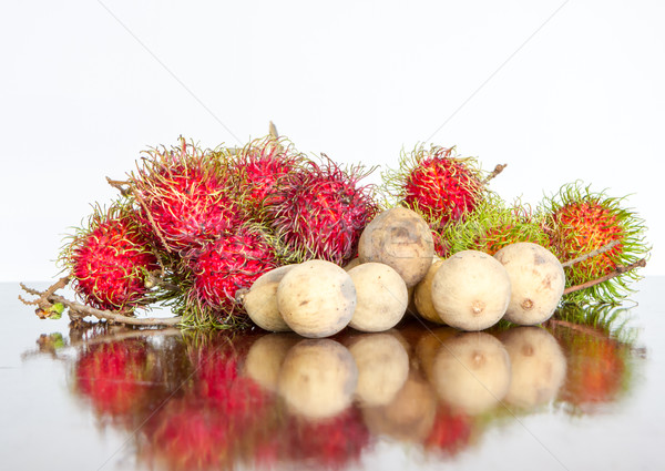 Rambutan and Wollongong Stock photo © Bunwit