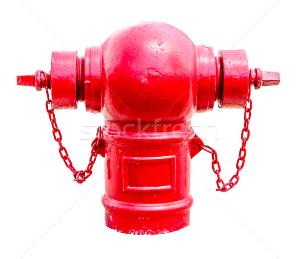 hydrant in Thailand isolate Stock photo © Bunwit