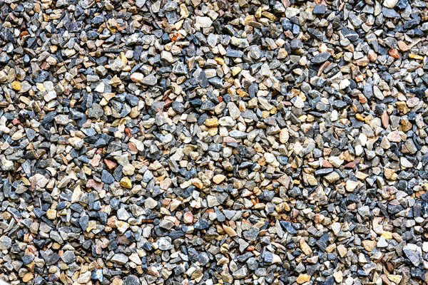 Gravel texture Stock photo © Bunwit