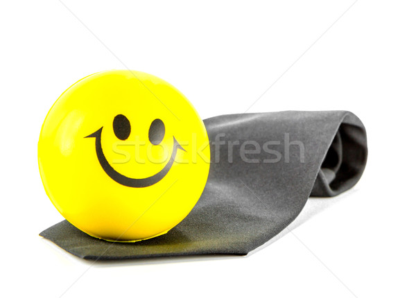 Smile business Stock photo © Bunwit