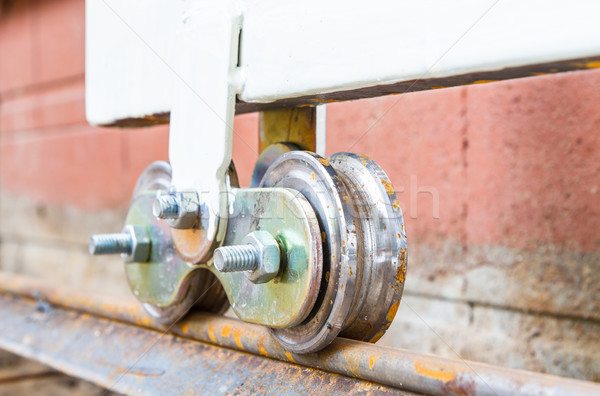Wheel bearing Stock photo © Bunwit