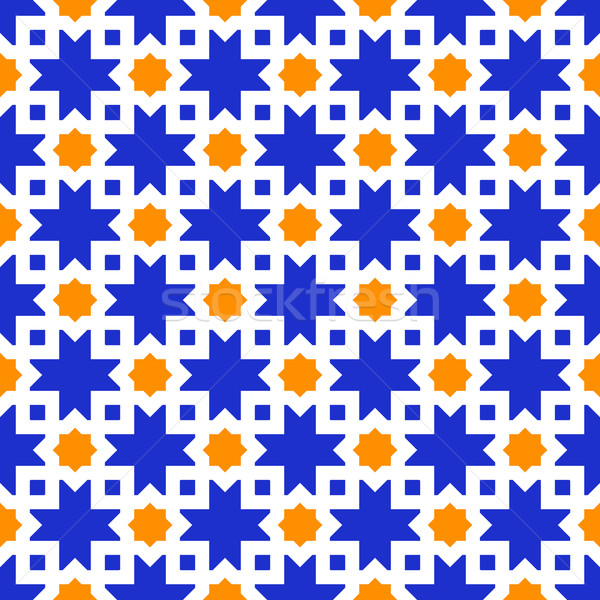 Moroccan ornament Stock photo © Bunyakina_Nady