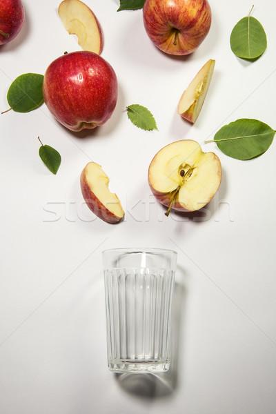 apples for juicing Stock photo © butenkow