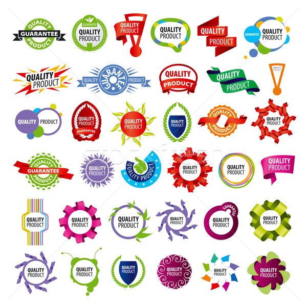 biggest collection of vector icons framework  Stock photo © butenkow