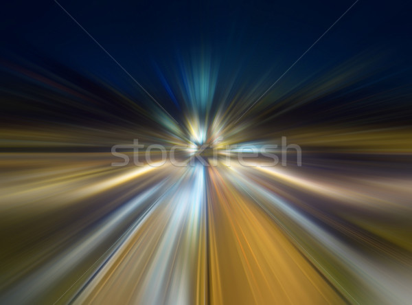 abstract color motion Stock photo © butenkow