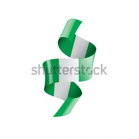 vector logo Green Cross health Stock photo © butenkow