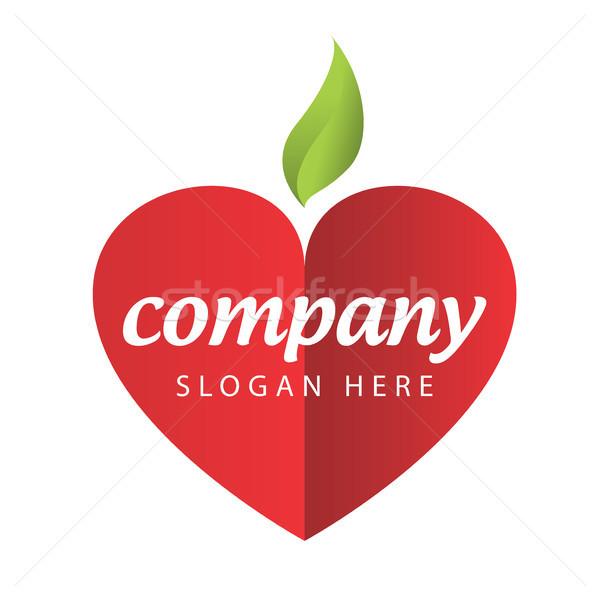 Index fruit company Stock photo © butenkow
