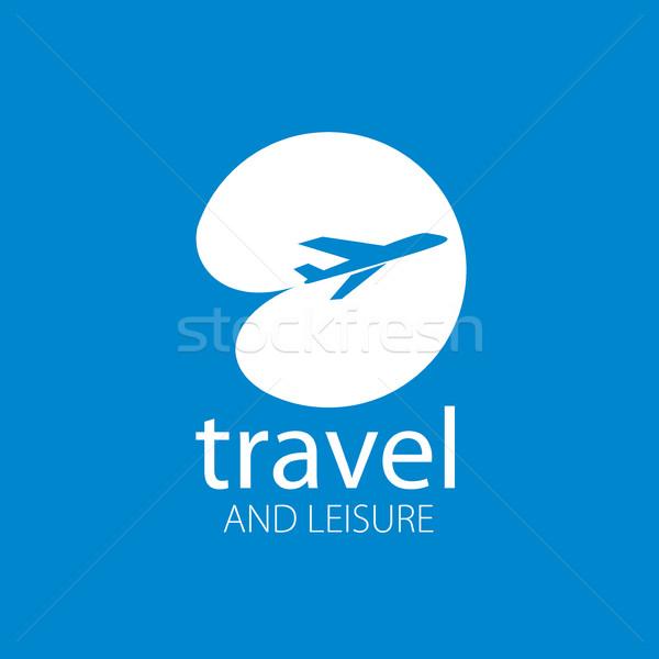 travel vector logo Stock photo © butenkow