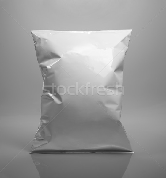white package template Stock photo © butenkow