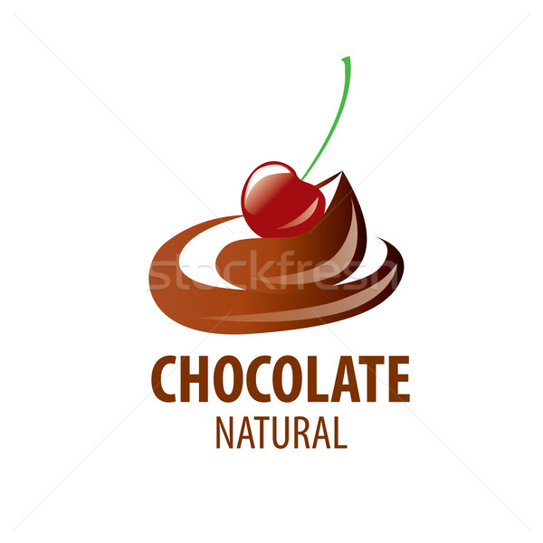 Chocolate logo vector