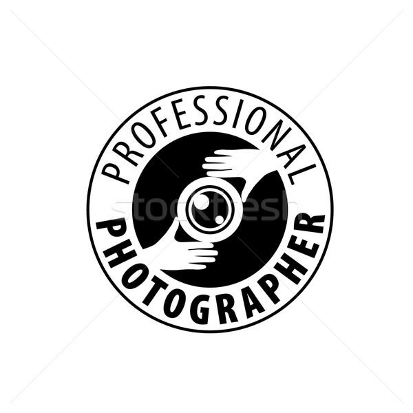 Vektor · logo · Fotografen · Vorlage · Studio · Business - vektor ...