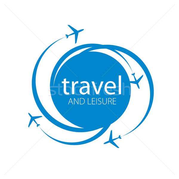 Travel vector logo