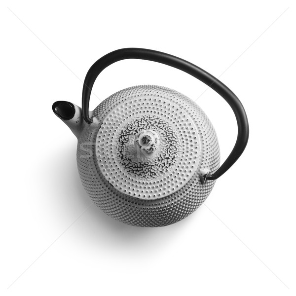 tea accessories on a white background Stock photo © butenkow
