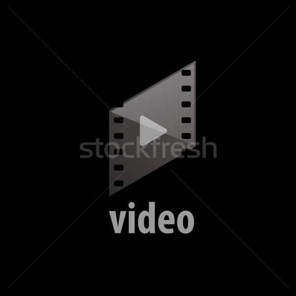 Vektor · logo · Film · logo-Design · Vorlage · Filme - vektor ...
