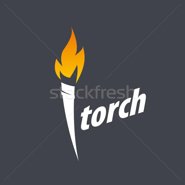 火災 ベクトル ロゴ テンプレート 難 ビジネス ストックフォト © butenkow