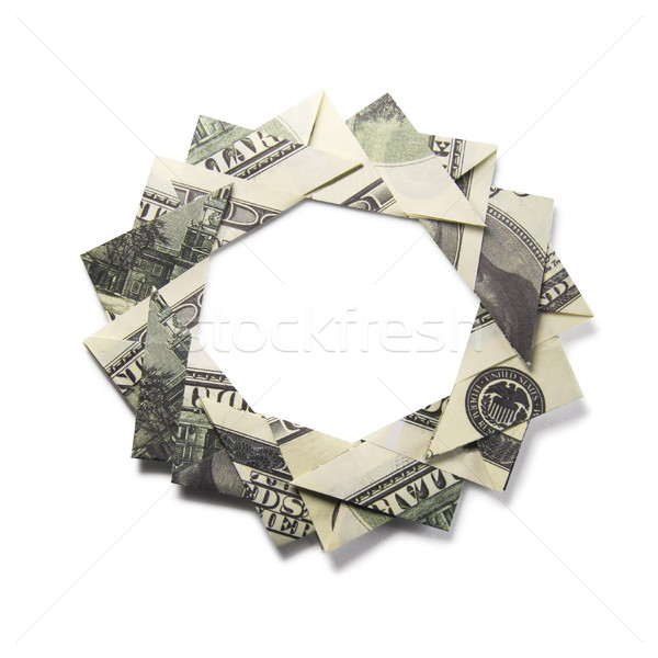 Origami Christmas Wreath Kit (3 wreaths) – Paper Jade   600x600