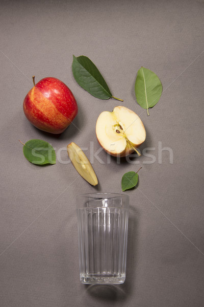 apples for juicing Stock photo © butenkow