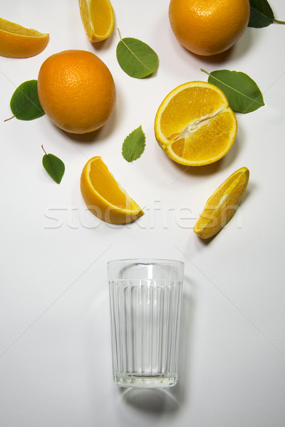 oranges for juicing Stock photo © butenkow