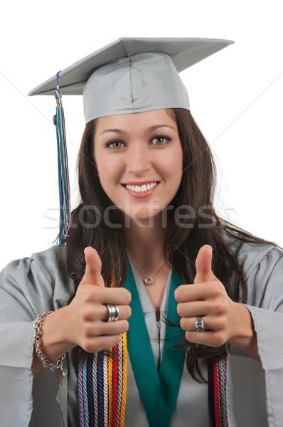 Graduate Student Stock photo © BVDC