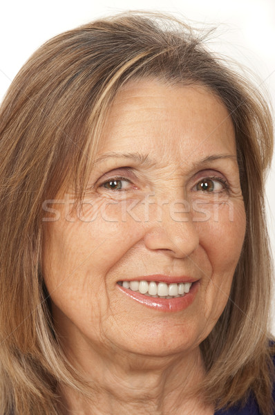 Senior Citizen Woman Stock photo © BVDC