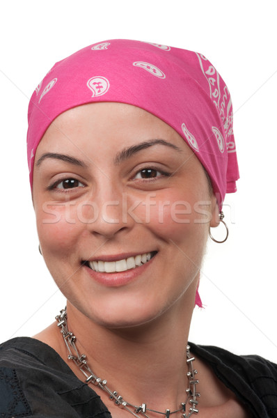 Cancer Survivor Stock photo © BVDC
