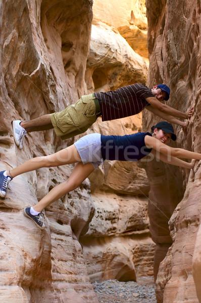 Canyon Stock photo © BVDC
