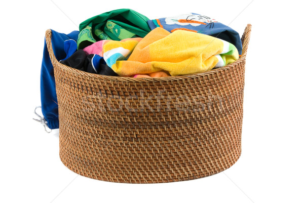 Stock photo: Laundry