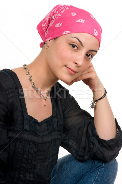 Breast  Cancer Survivor Stock photo © BVDC