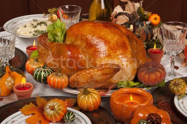 Stock photo: Thanksgiving