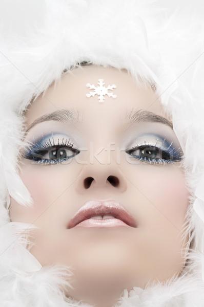 Snow Princess2 Stock photo © BVDC