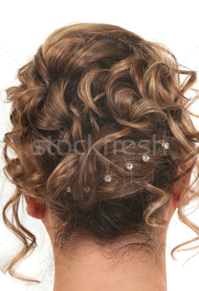 Hair Style Stock photo © BVDC