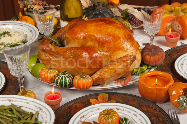 Thanksgiving Stock photo © BVDC