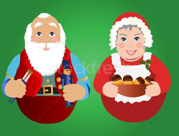 Christmas Ornaments Stock photo © BVDC