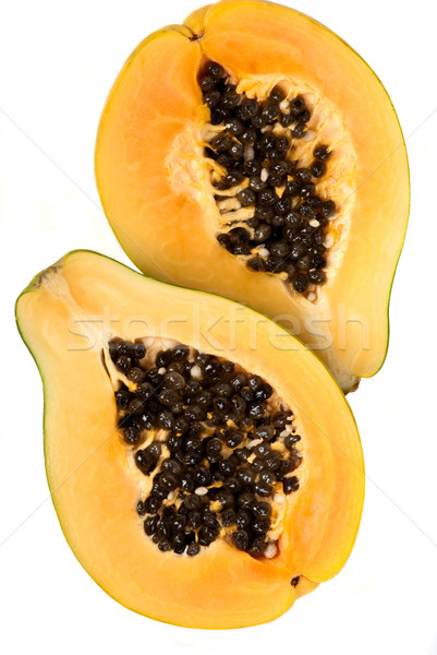 Papaya Stock photo © BVDC