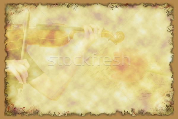 Grunge Background Stock photo © BVDC