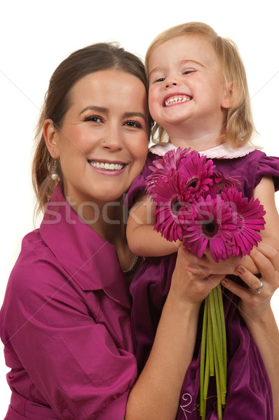 Mothers Day or Birthday Gift Stock photo © BVDC