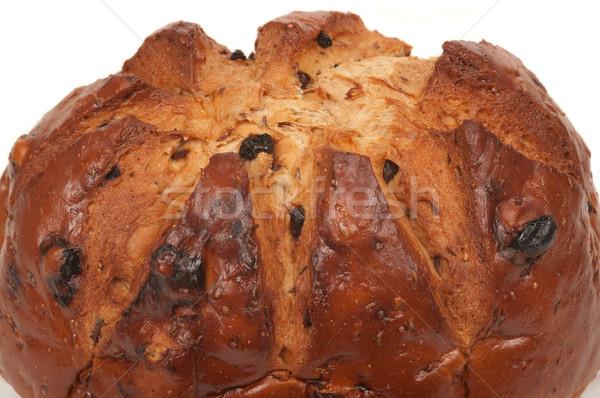 Rozijn rogge brood Stockfoto © BVDC