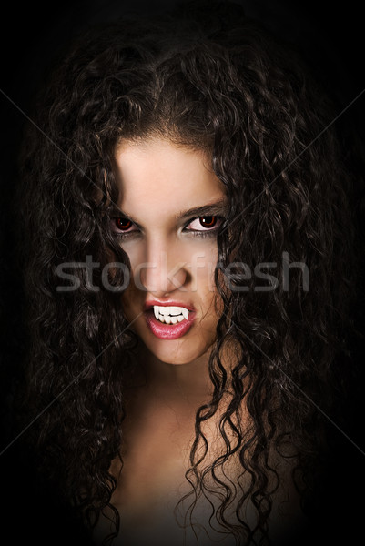 Vampire Stock photo © BVDC