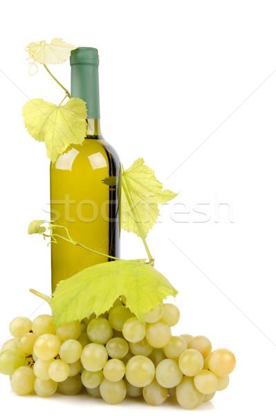 виноград изолированный белый продовольствие природы Сток-фото © byrdyak