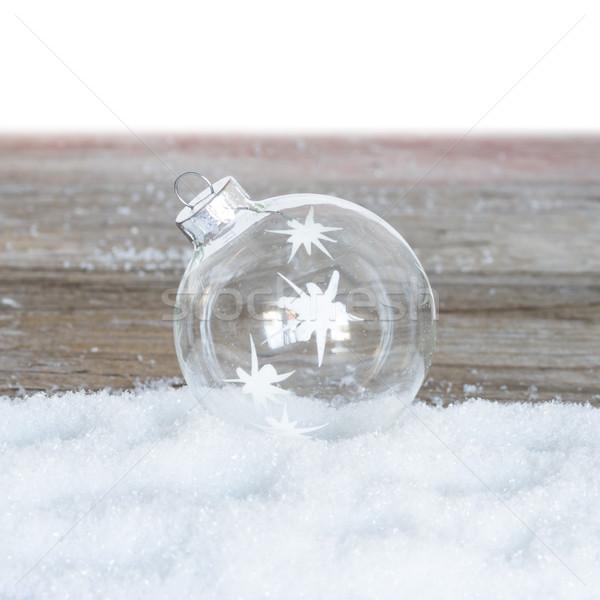 christmas ball Stock photo © c12