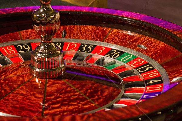 casino roulette Stock photo © c12