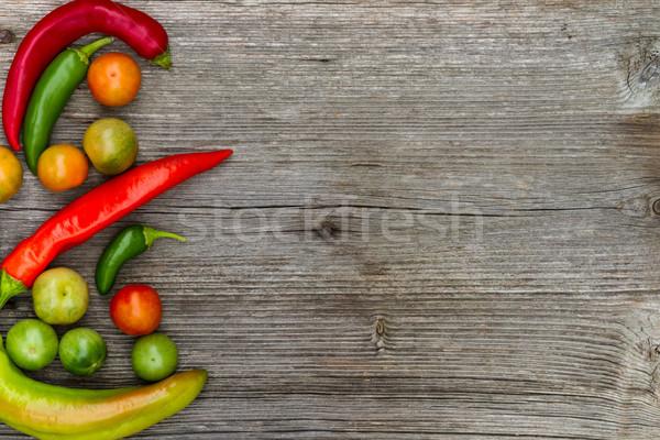 vegetables Stock photo © c12
