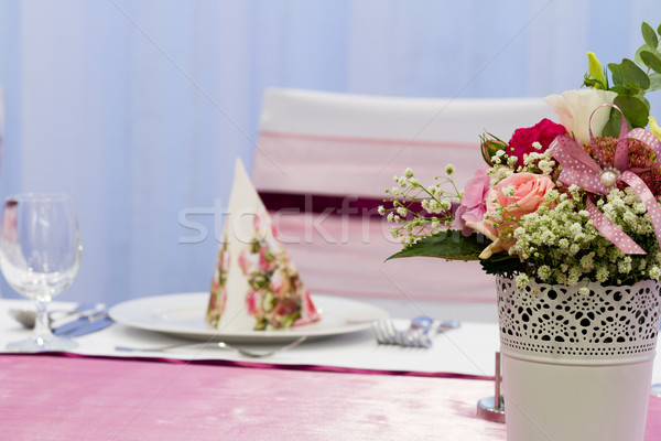 flower on table Stock photo © c12