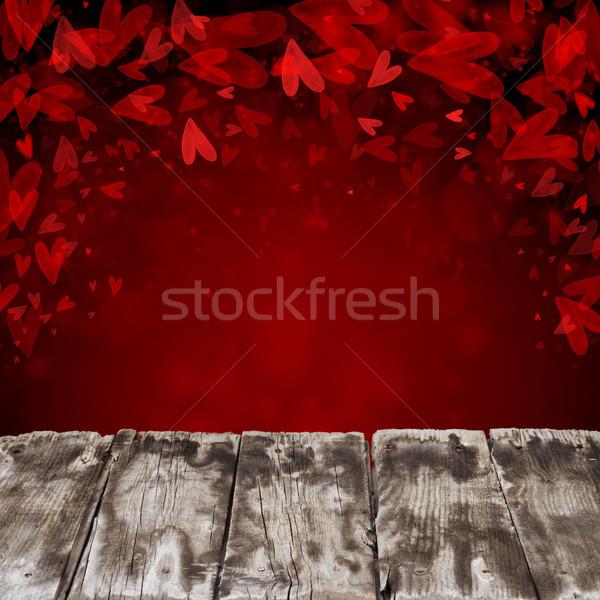 valentine background Stock photo © c12